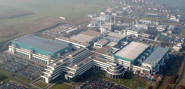 AMD in Dresden, November 2006