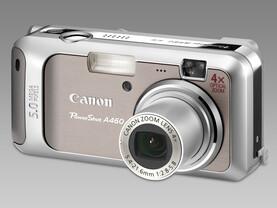PowerShot A460