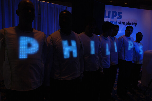 Lumalive von Philips | Quelle: DailyTech
