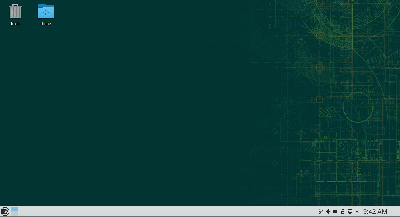 openSUSE Leap (KDE) – Desktop