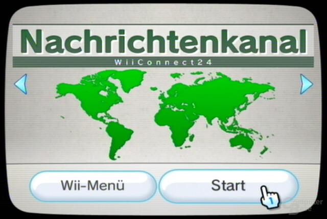 Nachrichtenkanal - Titelbild