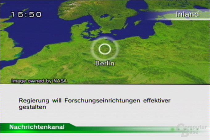 Nachrichtenkanal - Präsentation 3