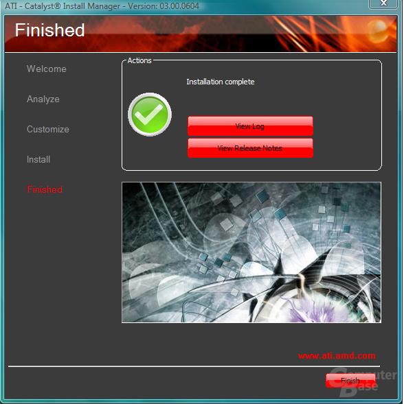 ATi Catalyst 7.1 Vista