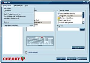 Cherry KeyM@n-Software
