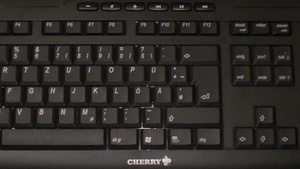 Cherry eVolution Stream im Test: Tief, breit, schwarz