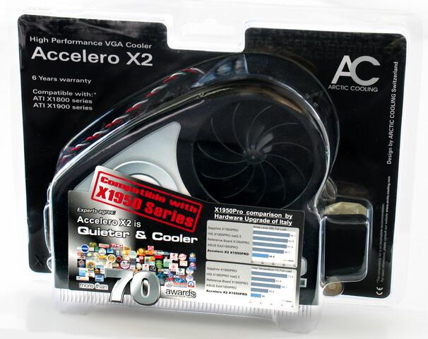 Accelero X2