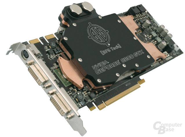 BFG GeForce 800 GTX OC Water Cooled Editon