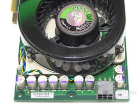 POV GeForce 8800 GTS Spannungswandler