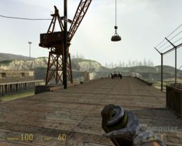 Half-Life 2 - 4x4SSAA