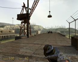 Half-Life 2 - 8xSAA (Hybrid)