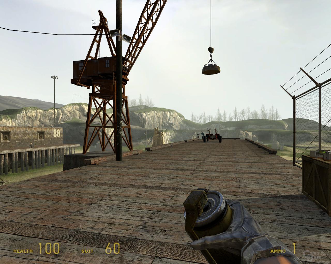 Half-Life 2 - 16xSAA (Hybrid)