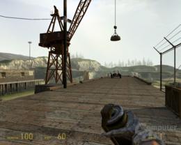 Half-Life 2 - 2x2SSAA