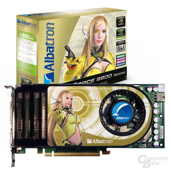 Albatron GeForce 8800GTST