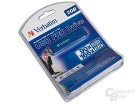 Verbatim Store'n'Go Professional: Verpackung