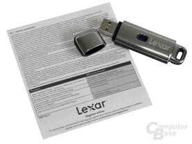 Lexar JumpDrive Lightning: Lieferumfang