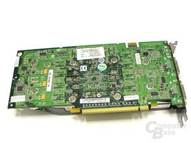MSI 8800 GTS 320 OC Rueckseite