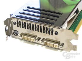 POV 8800 GTS 320 Exo Slotblech