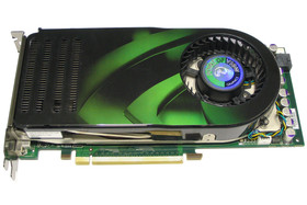 POV GeForce 8800 GTS 320 Exo