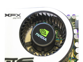 XFX 8800 GTS 320 XXX Luefter