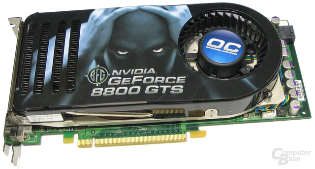 BFG GeForce 8800 GTS 320 OC