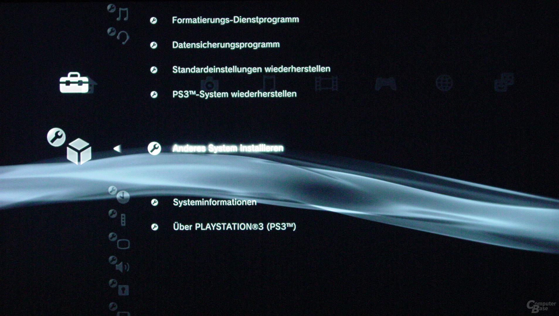 PlayStation 3: Die Benutzeroberfläche XrossMediaBar