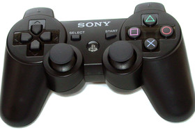 PlayStation 3: Sixaxis Wireless Controller