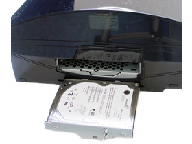 PlayStation 3: Austausch der Festplatte