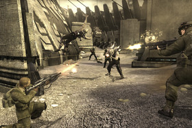 PlayStation 3: Resistance: Fall of Man