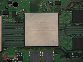 PlayStation 3: Blick ins Innere: CELL-CPU | Quelle: console.se