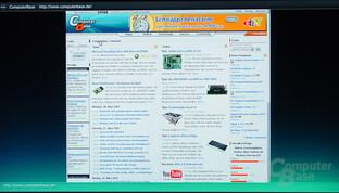 Internet-Browser der PlayStation 3