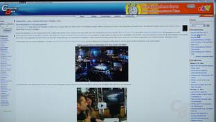Internet-Browser der PlayStation 3