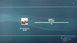 Demo im PlayStation Store herunterladen und installieren