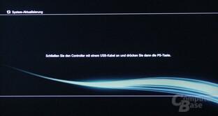 PlayStation 3: Firmware-Update