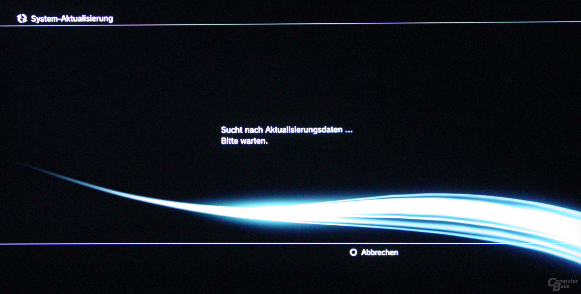 PlayStation 3: Firmware-Update