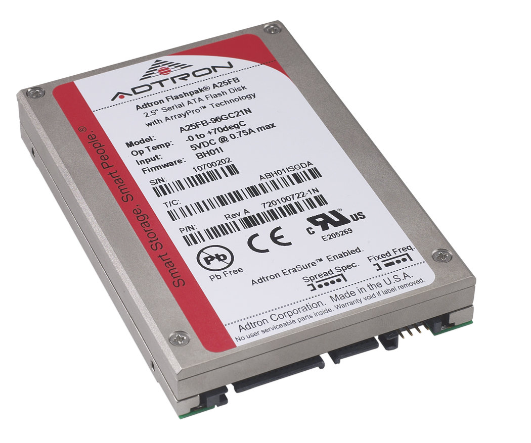 Adron Solid State Flash Disks