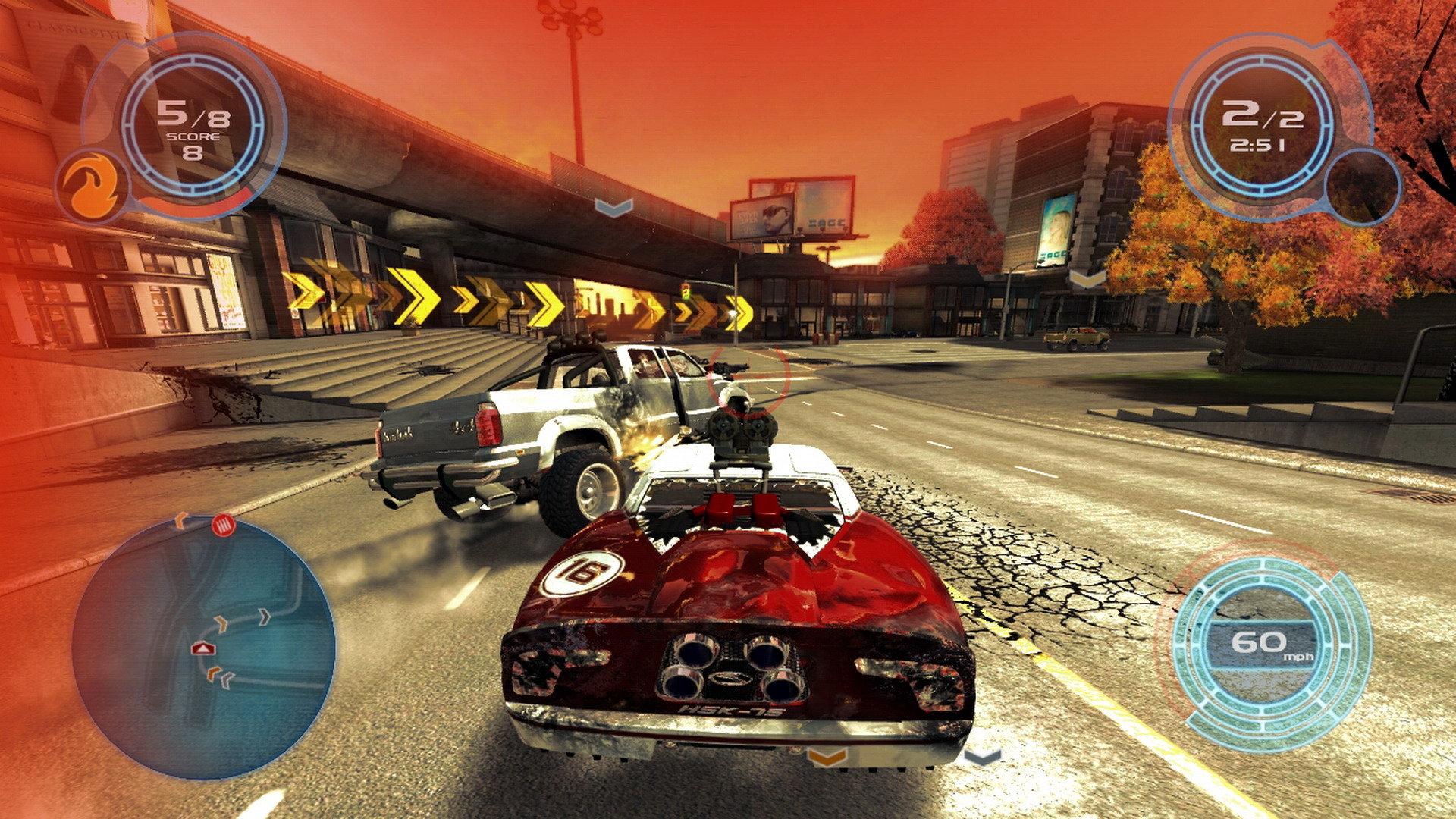 Full Auto 2 Battlelines PS3 1080p