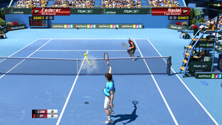 Virtua Tennis 3 PS3 1080p