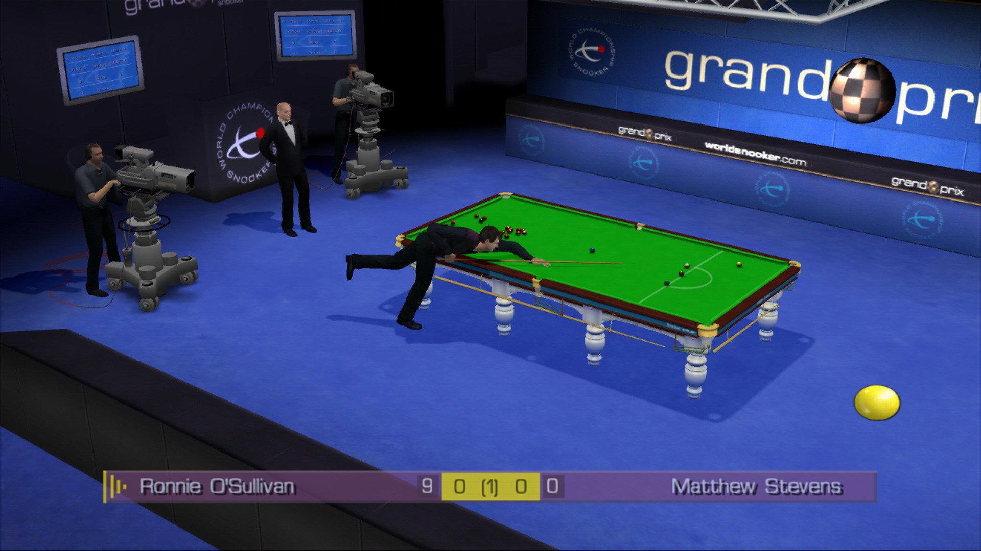 World Snooker Championship 2007 PS3 1080p