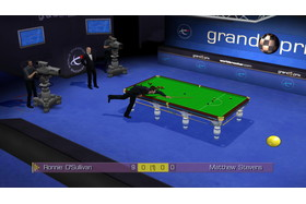 World Snooker Championship 2007 PS3 1080p