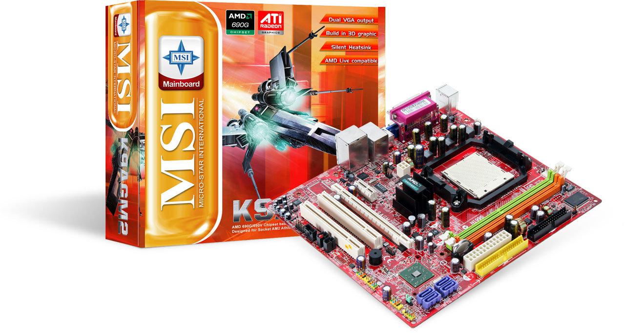 MSI K9AGM2