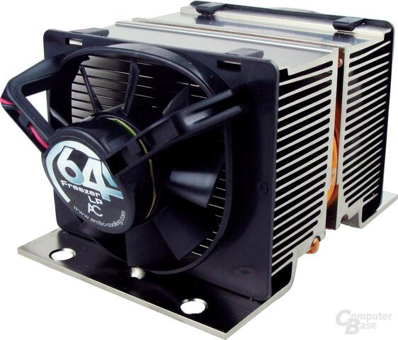 Artic Cooling Freezer 64 LP für Sockel 939 und AM2
