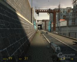 nVidia G80 Half-Life 2 -  16xAF