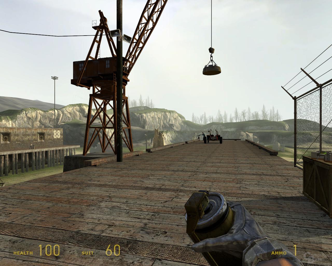 nVidia G80 Half-Life 2 -  16xQAA