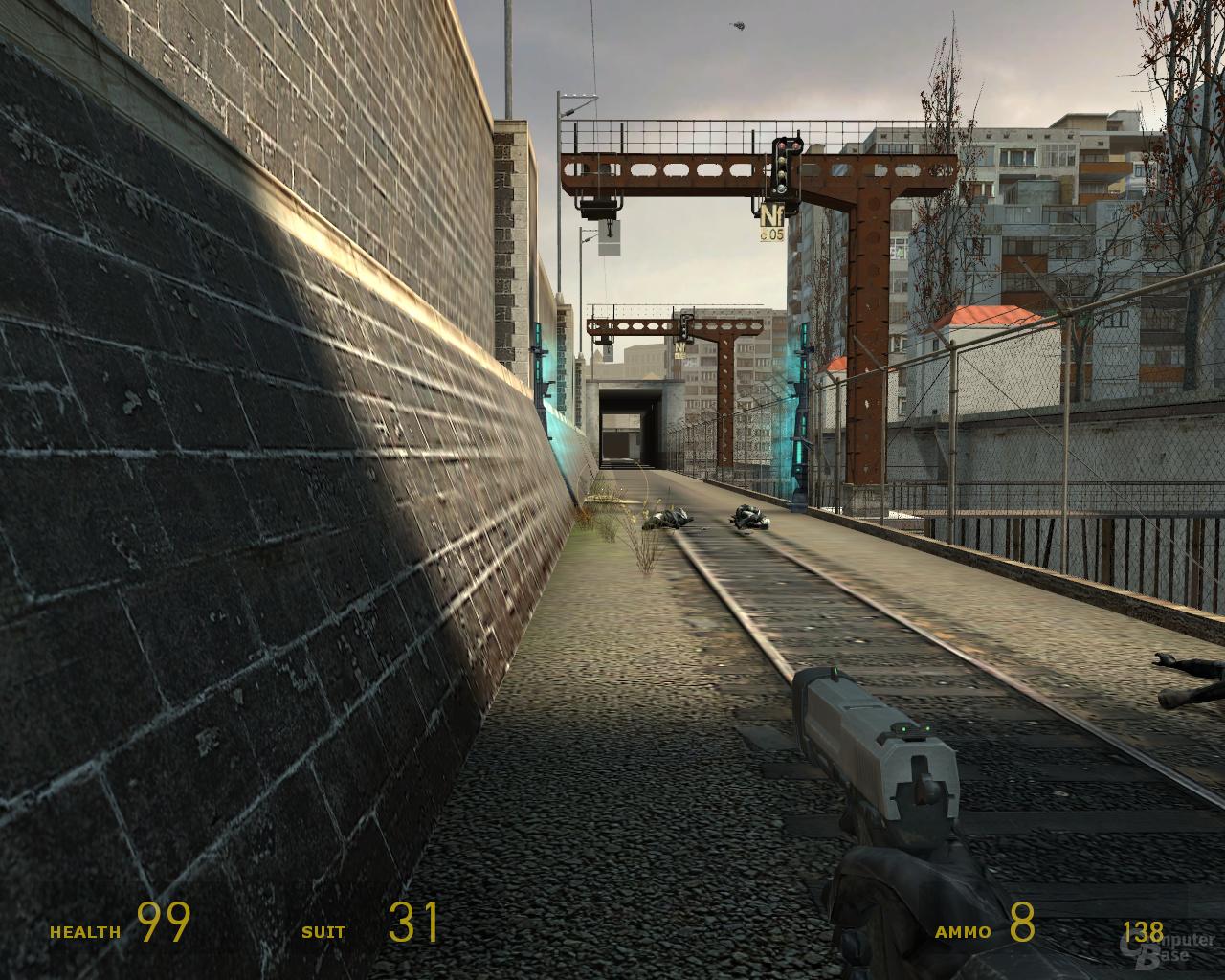 nVidia G80 Half-Life 2 -  1xHQAF