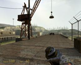 nVidia G80 Half-Life 2 -  8xQAA