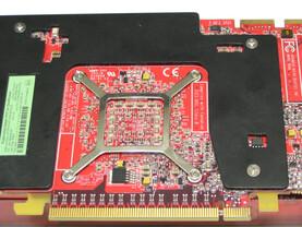 Radeon HD 2900 XT Chiprueckseite