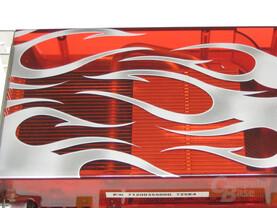 Radeon HD 2900 XT Kupferkuehlblock