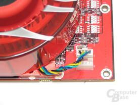 Radeon HD 2900 XT Luefterstecker