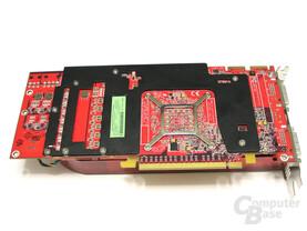 Radeon HD 2900 XT Rueckseite