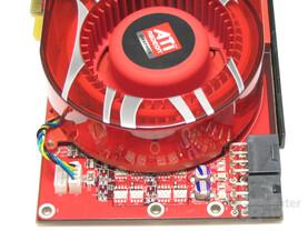 Radeon HD 2900 XT Spannungswandler